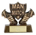 Man of the Match Trophy A873